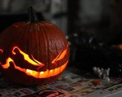 тыква на Хэллоуин фото (4)