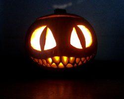 тыква на Хэллоуин фото (40)