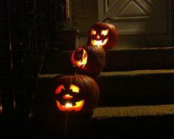тыква на Хэллоуин фото (47)