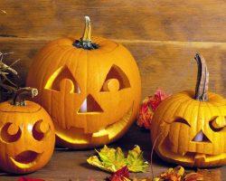 тыква на Хэллоуин фото (48)