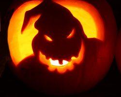 тыква на Хэллоуин фото (5)
