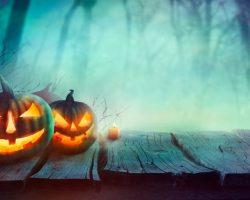 тыква на Хэллоуин фото (50)