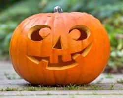 тыква на Хэллоуин фото (51)