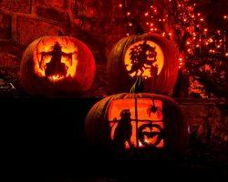 тыква на Хэллоуин фото (53)