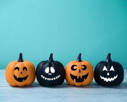 тыква на Хэллоуин фото (57)