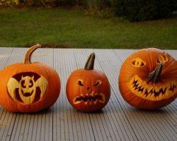 тыква на Хэллоуин фото (58)