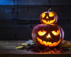 тыква на Хэллоуин фото (59)