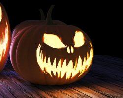 тыква на Хэллоуин фото (61)