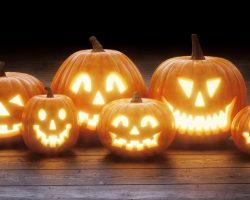 тыква на Хэллоуин фото (7)