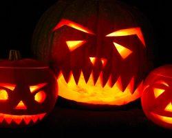 тыква на Хэллоуин фото (8)