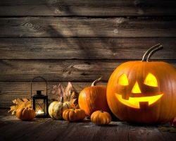 тыква на Хэллоуин фото (9)