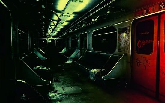 страх в метро