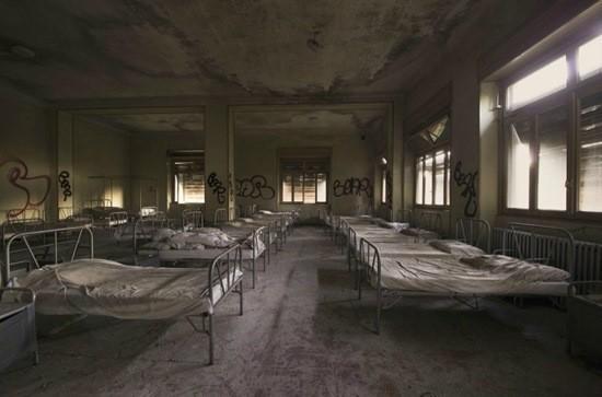 страшная больница фото