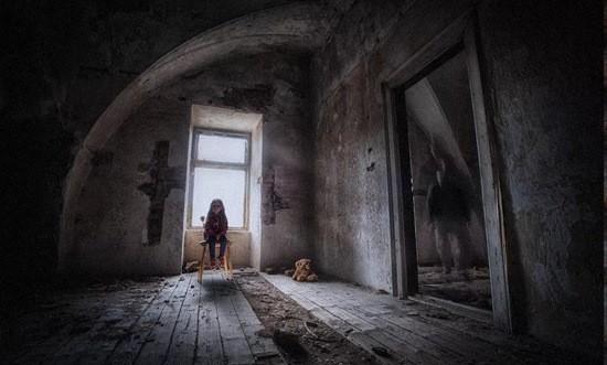 страшная квартира, картинка