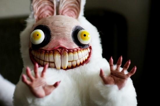 страшный кролик