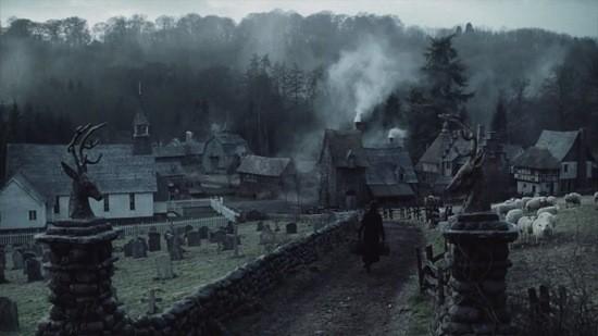 ужас в деревне страшилка