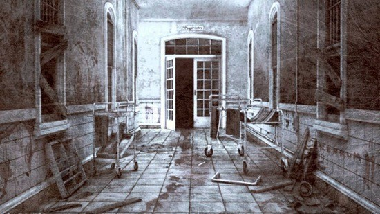 больница страшилка