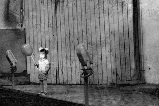 девочка с шариком страшилка