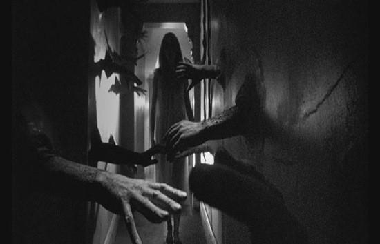 Эффект зеркального коридора страшилка