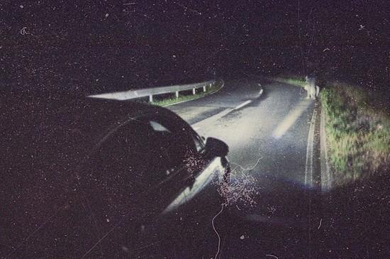 монстры на дороге фото