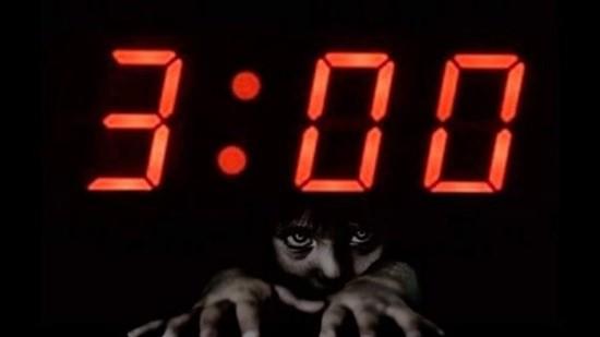 Три часа ночи страшилка