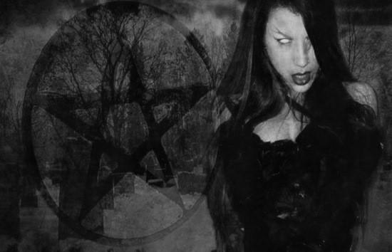 ведьма картинка