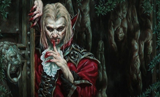 настоящий вампир фото