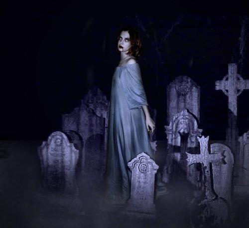 Вампиры-призраки фото