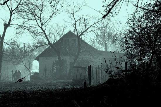 дом у кладбища страшная история