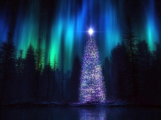 елка мистика
