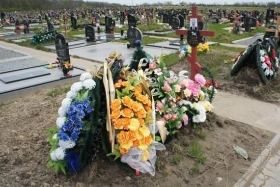 фото с кладбища
