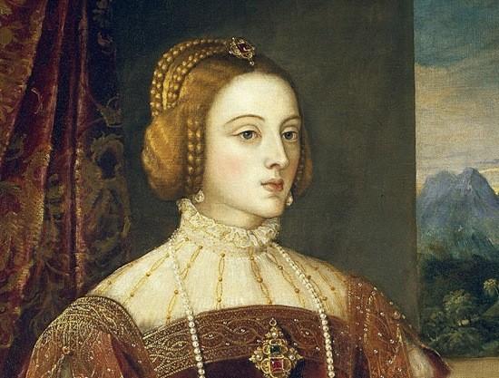 Изабелла Кастильская портрет