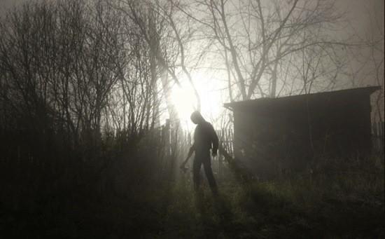 каннибал в деревне страшилка