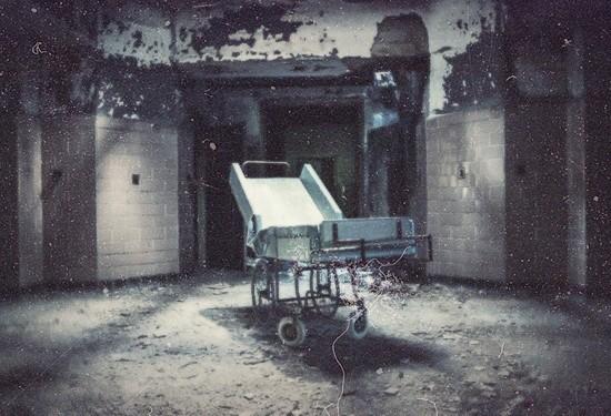 каталка в больнице