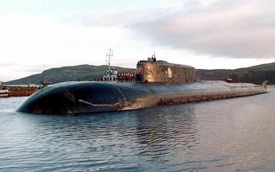 Подводная лодка «Курск»