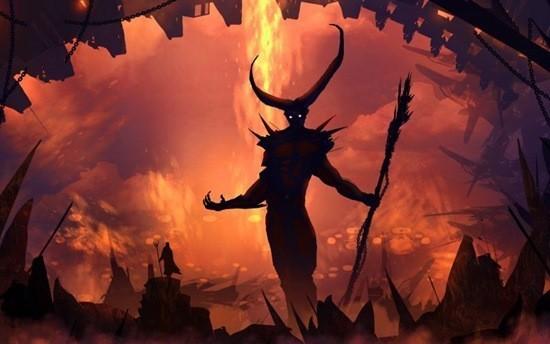 САМАЭЛЬ (Сатана, Дьявол)