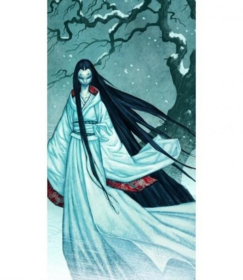 Юкки- Она ( японская легенда)