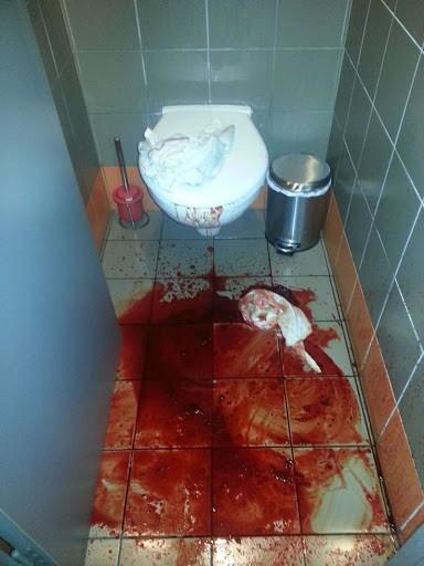 Кровавый круговорот