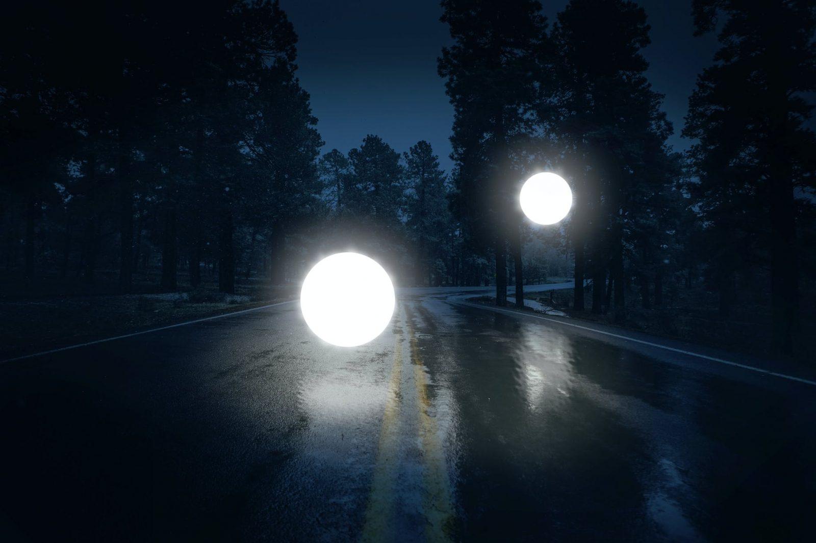 Шаровая молния фото