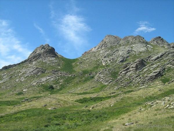 Айыртау гора