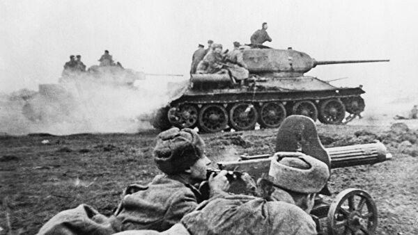 Необъяснимые события во время войны.