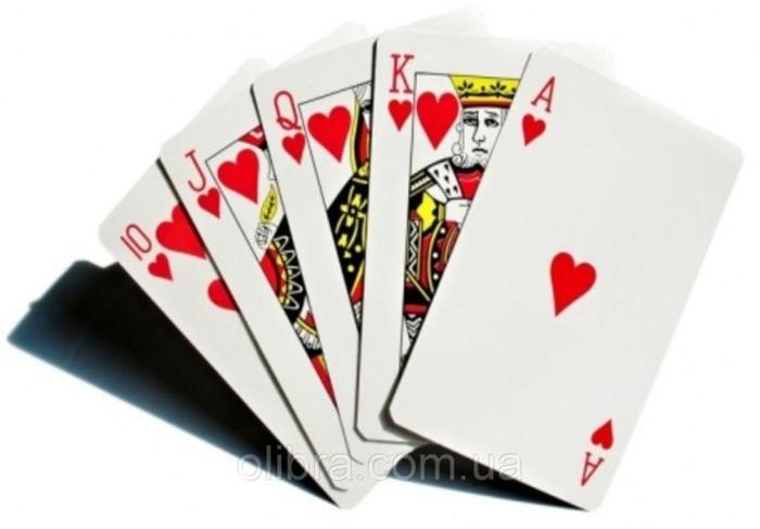 Гадание на желание на игральных картах