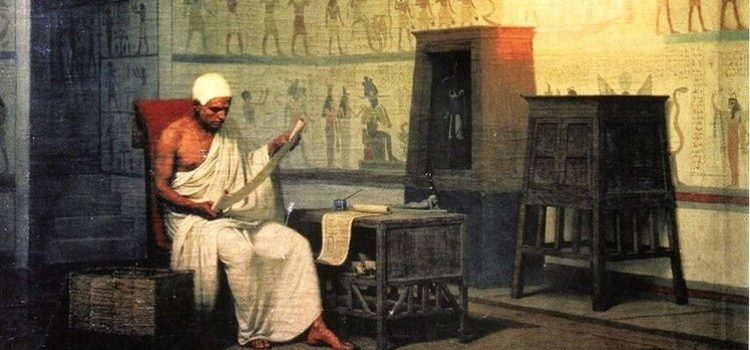 Маги и жрецы древнего Египта