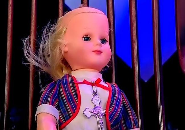 Одержимая кукла