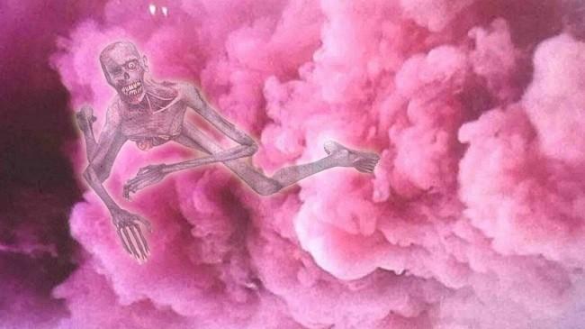 Туман несущий смерть