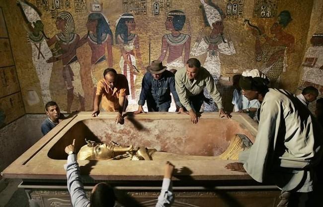 фото древней гробницы