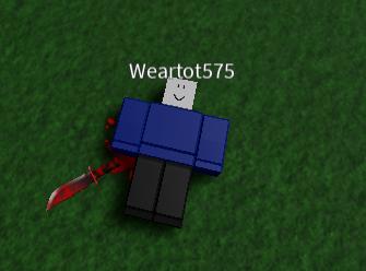 Суицид Weartot575