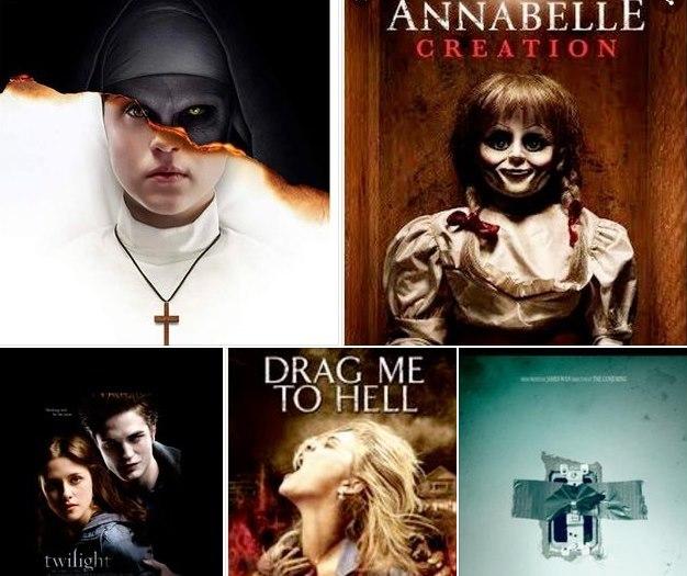 фильмы о демонах