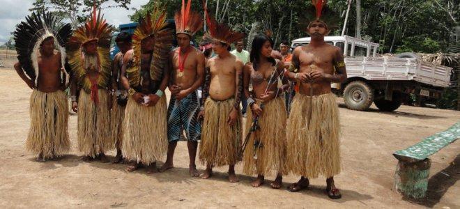 Перуанские колдуны